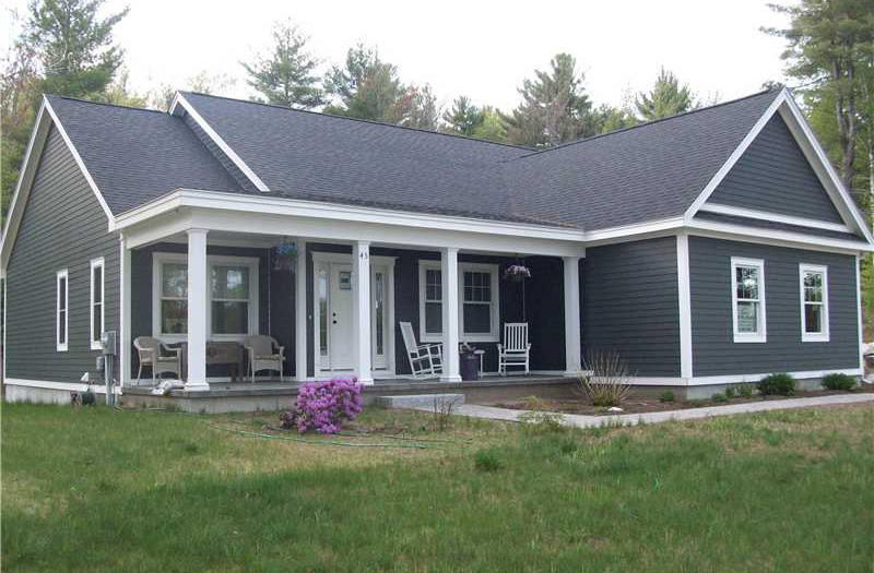 Custom Home Building In Southern Maine