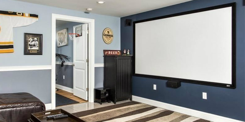 Basement Finishing And Remodeling Southern Maine Kennebunk