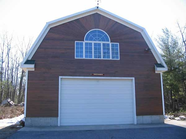 Garage addition southern maine custom garage addition for Garage packages maine