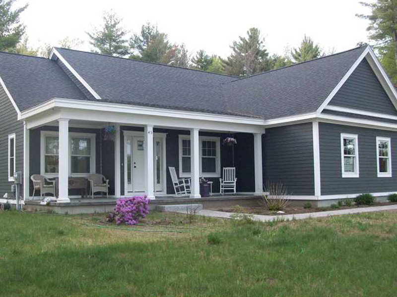 Built By Adams Custom Home Builders Kennebunkport Maine
