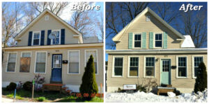 before-after-whole-house-remodel-sanford-maine-brooks-street-exterior