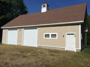 Completed projects built by adams for Cost of building a house in southern maine