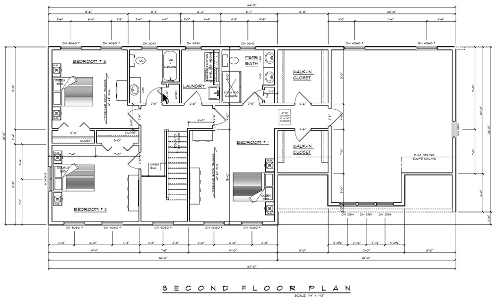 Colonial And Farmhouse Home Plans Built By Adams