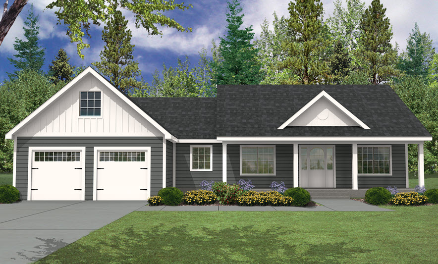 Custom Home Building Pricing In Maine